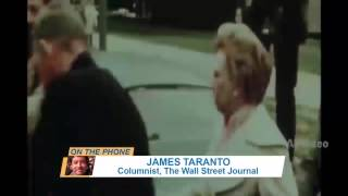 James Taranto -- columnist for The Wall Street Journal and editor of OpinionJournal com