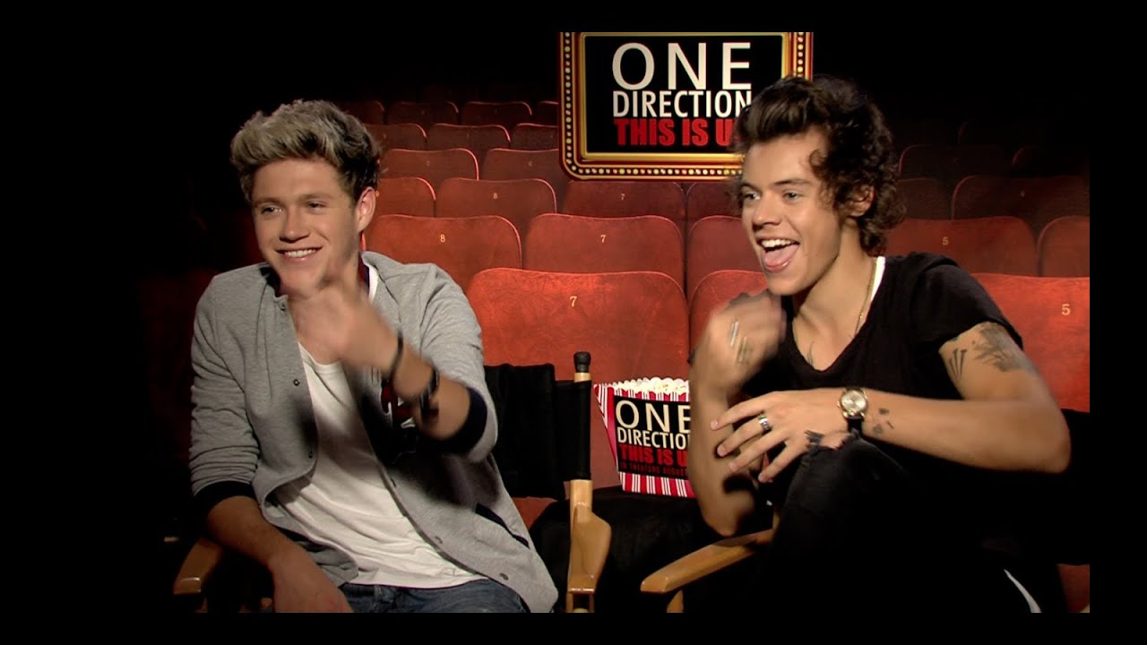 ONE DIRECTION Interview: Harry Styles, Niall Horan, Zayn Malik, Liam Payne & Louis Tomlinson
