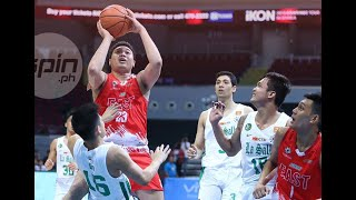 MVP candidate Pasaol more focused on leading UE to respectability