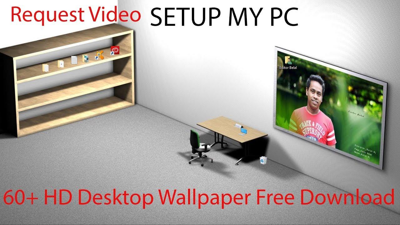 Request Video How To Make Classic 3d Desktop Windows 10 Classic