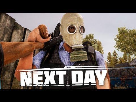 Next Day: Survival - БРЕЙН И ЖЕНЯ ВЫЖИВАЮТ!