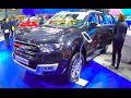 NEW SUV Ford Everest 2016, 2017 Black