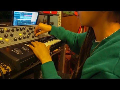 Moog SUB PHATTY Demo || BASS ON BASS! || Sarah2ill
