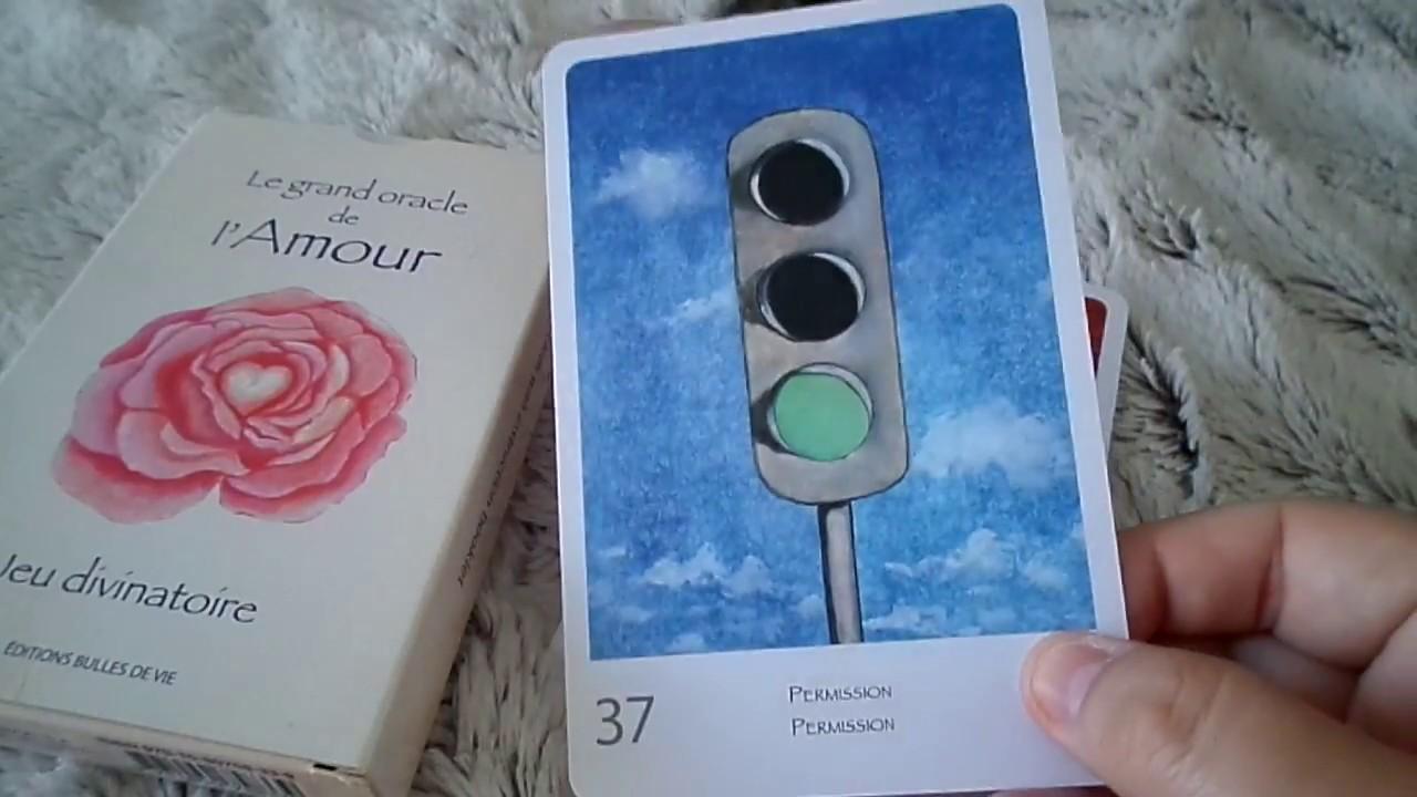 Réponse aux abonnés  Signification des cartes du grand oracle de l amour  partie 1 11761003c631