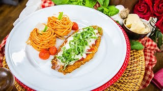 Beth's Chicken Parmesan - Home & Family