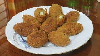 ইফতার স্পেশাল - ডিম আলুর চপ I Egg Potato Chop