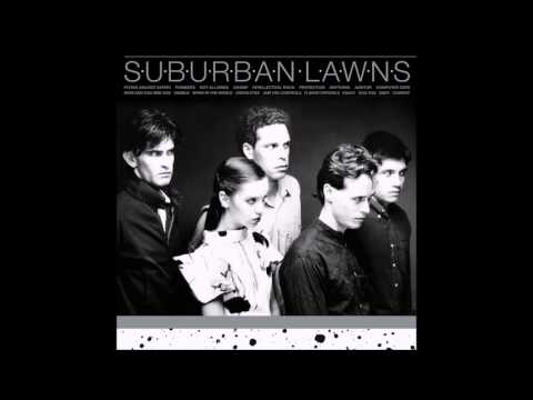 Suburban Lawns - Janitor (Track 8 From The Suburban Lawns LP, 1981)