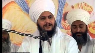 Jhuthe Rang Duniya De 01 by Sant Baba Daler Singh Ji Kehri Sahib Wale- Shabad Gurbani