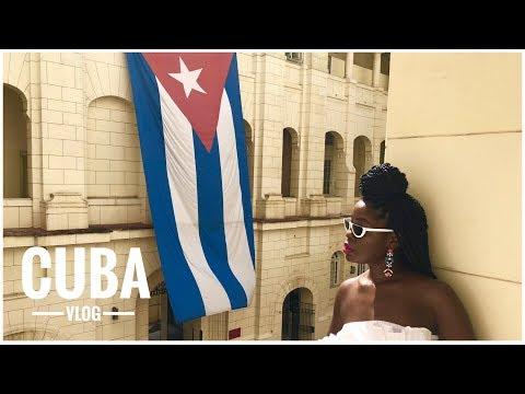 Cuba Vlog 2018 Girls Trip | Havana, Viñales, Varadero
