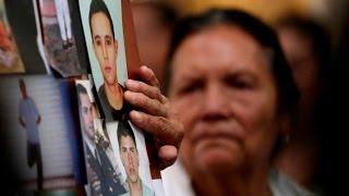 """""""México vive la crisis más seria en materia de derechos humanos desde 1968"""""""