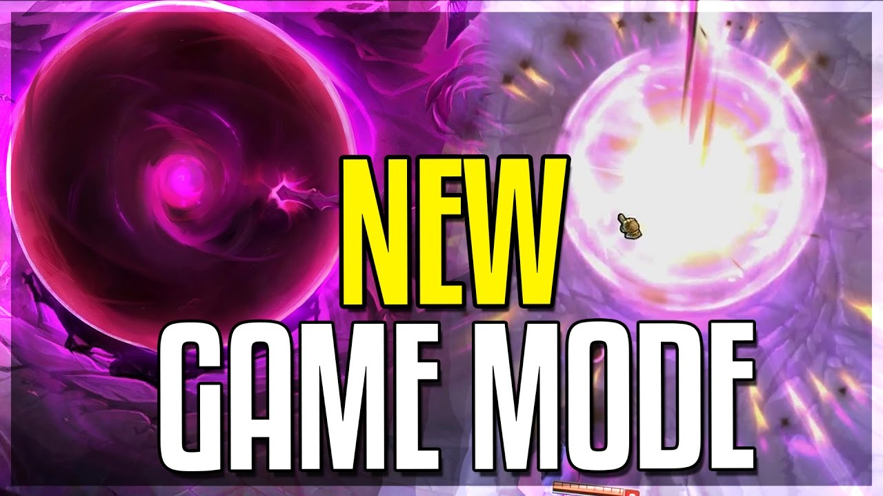 NEW GAME MODE!! (UNLIMITED RANGE HOOKS) – Dark Star Singularity Gameplay – League of Legends