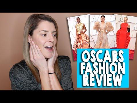 OSCARS FASHION REVIEW 2020 // Grace Helbig