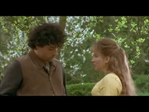 RUFUS SEWELL ❤ PASSIONATE KISS THE WOODLANDERS