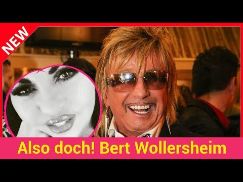Also doch! Bert Wollersheim liebt diese Country-Sängerin
