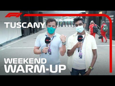 Weekend Warm-Up! 2020 Tuscan Grand Prix
