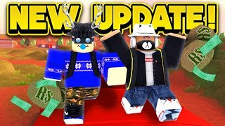 NEW TRAIN UPDATE IN JAILBREAK! (ROBLOX Jailbreak)