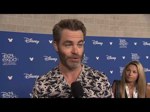 A Wrinkle In Time: Chris Pine D23 Interview