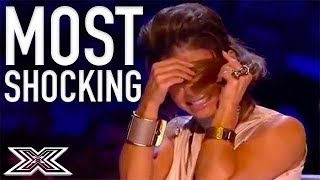MOST DISTURBING AUDITION Makes Paula SICK! | X Factor Global