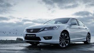 Новый Accord - красивая официальная реклама Honda