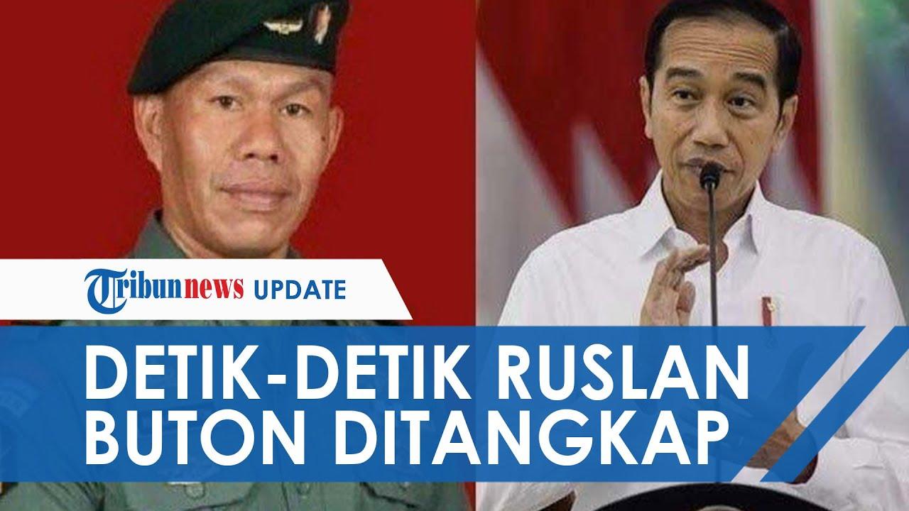 VIDEO Detik-detik Penangkapan Serdadu Eks Trimarta Imbas Surat Terbuka Minta Jokowi Legowo Mundur