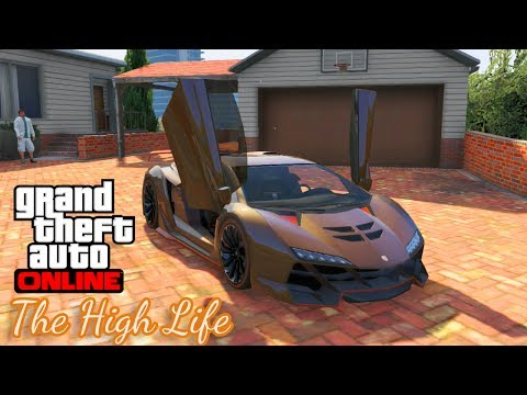 GTA 5 Online - The High Life - Artificial Scarcity, Crime Scenester, And Denial Of Service