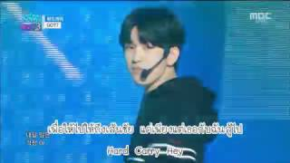[Karaoke/Thai Ver.] GOT7 - Hard Carry l Sing A Song By GiftZy