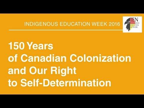 Arthur Manuel: 150 Years of Canadian Colonization
