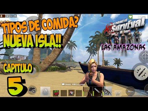 Last Island Of survival capitulo 5 las Amazonas