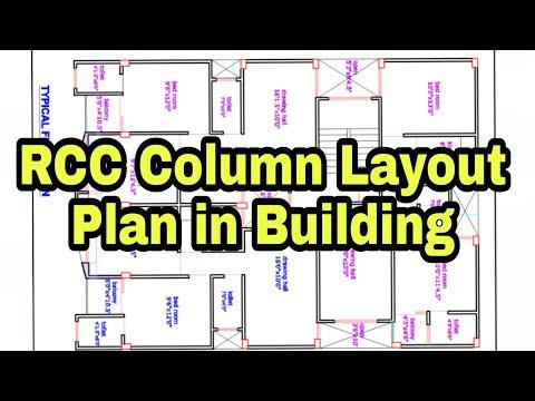 Column Layout Plan - YouTube