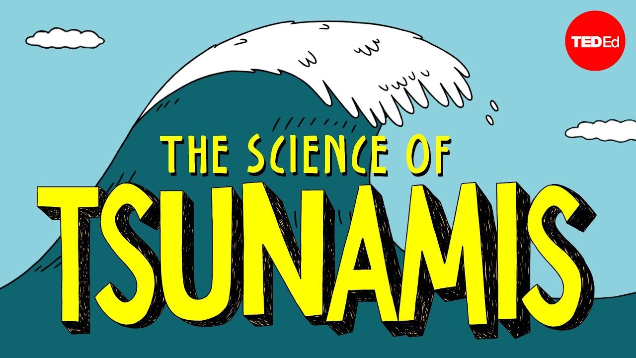 tsunami diagram with labels home theater speaker wiring how tsunamis work alex gendler youtube