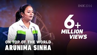 The motivational story of Arunima Sinha