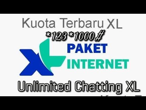 Paket Unlimited XL Chatting 2019