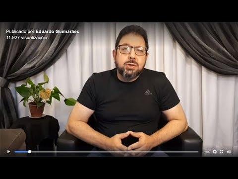 Eduardo Guimarães fala ao vivo no Facebook sobre compra do golpeachment