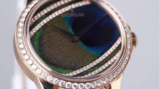 Corum Artisans Feather Watch