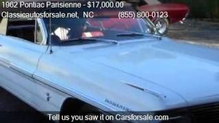 1962 Pontiac Parisienne  for sale in Nationwide, NC 27603 at #VNclassics