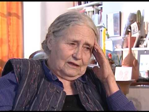 Doris Lessing - Poverty, Indian restaurants and the Great Unmentionable (7/26)