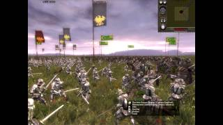 Turan Taktiği - Medieval 2 Total War denemesi 2017 Video