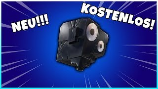 "So your FREE ""Lil Kev"" backpack in Fortnite!"