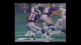 Minnesota Vikings @ Dallas Cowboys 11 26 98