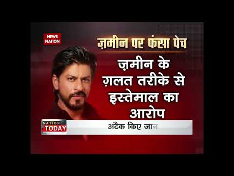 Income Tax dept attaches Shah Rukh Khan's bungalow in Alibag