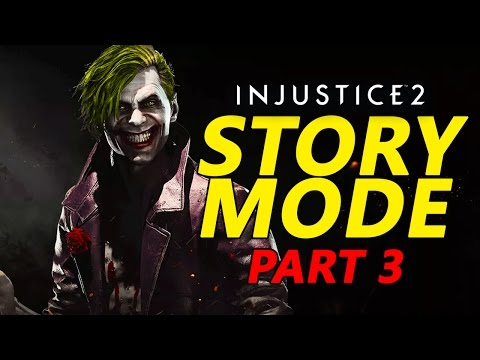Injustice 2 - Part 3 - ABSOLUTELY EPIC!! (Injustice 2 Gameplay Walkthrough Ep 3)