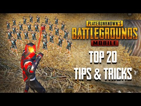 Top 20 Tips & Tricks in PUBG Mobile | Ultimate Guide To Become a Pro #9