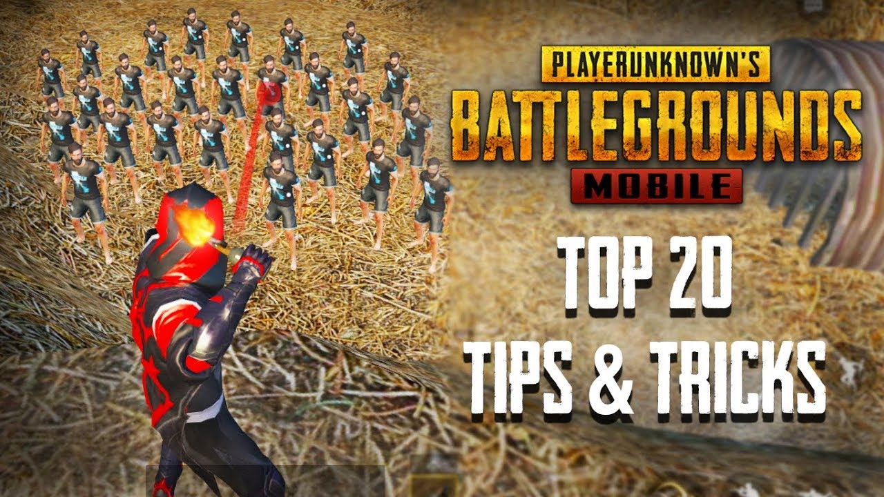 Top 20 Tips Tricks In Pubg Mobile Ultimate Guide To Become A Pro