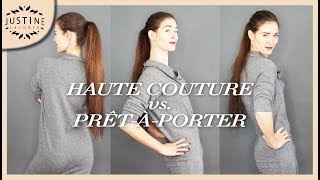 Is Haute Couture going to die? ǀ Justine Leconte