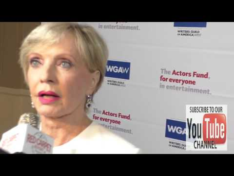 Florence Henderson talks about acting unions at The Actors Fund's Tony Awards Viewing Gala at The Be