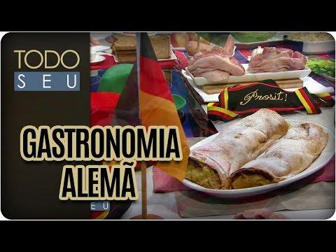 Gastronomia Alemã Com Chef Francisco Krieger - Todo Seu (16/10/17)