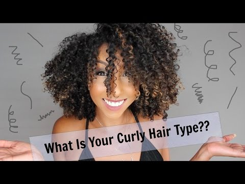 Thumbnail: What Is Your Curly Hair Type?? 2A, 3B, 4C? | BiancaReneeToday