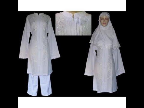 hqdefault jual baju ihram di sumut 081617173166 youtube,Model Baju Ihrom Wanita