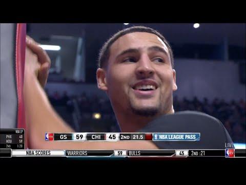 Warriors 2014-15 Season: Game 19 vs. Bulls