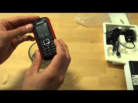 Samsung B2100 Test Erster Eindruck